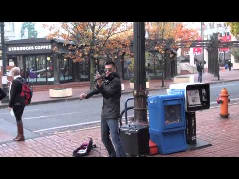 Apologize One Republic Remix Electric Violin Cover - Bryson Andres