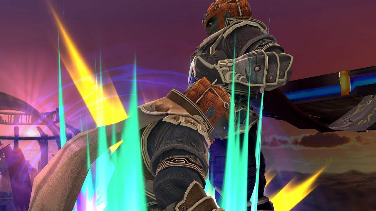 Ganon Timer Ditto: PrimeFighter (P1 Ganon) vs. Omega Tyrant (P2 Ganon)