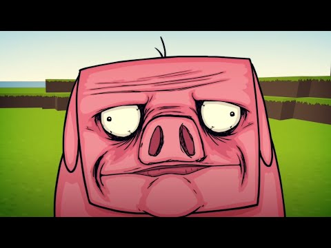 "EPIC MINEQUEST 1 | ""Pigusta"" by Sam Green Media"