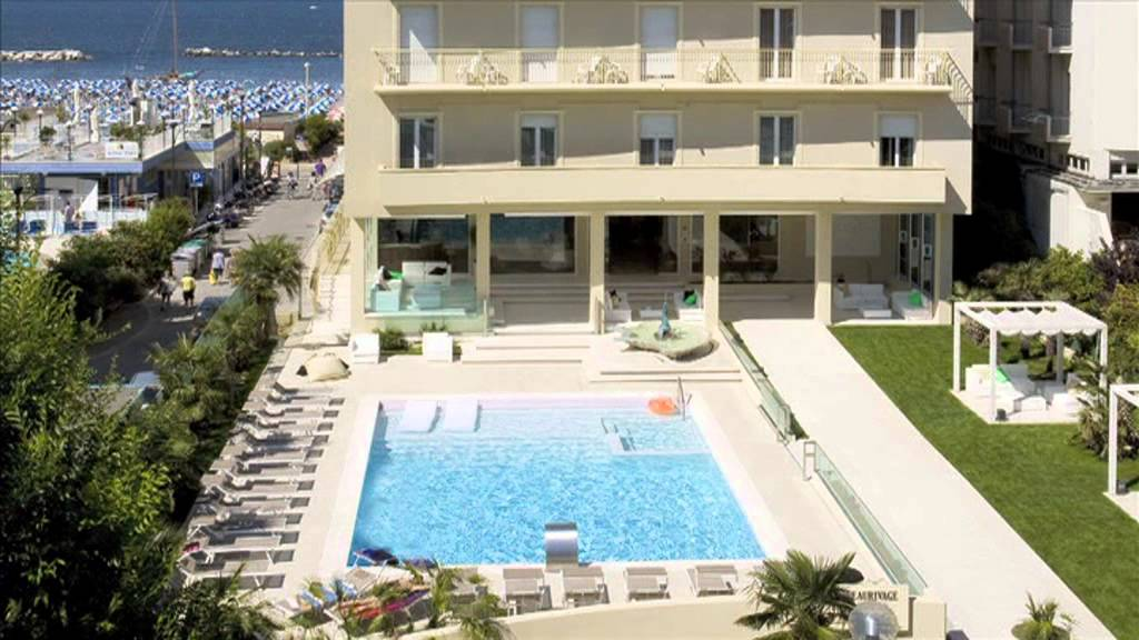Hotel beaurivage cattolica 4 stelle piscina wifi sul mare - Hotel cattolica sul mare con piscina all inclusive ...