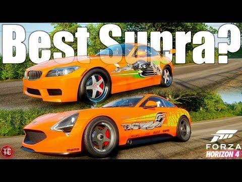 "Forza Horizon 4: BEST ""SUPRA"" Challenge!! thumbnail"