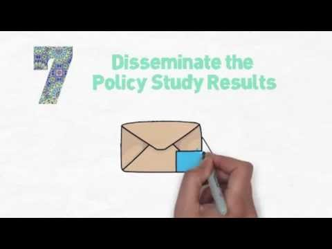 7 Steps to Create a Policy Study