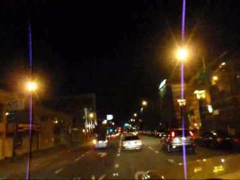 Timelapse: Driving Through San Francisco at Night [from ...