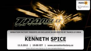 Kenneth Spice - Trance.cz In The Mix 050