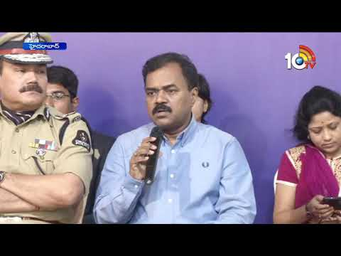 GHMC Commissioner Dana Kishore Speaks To Media | 10Tv