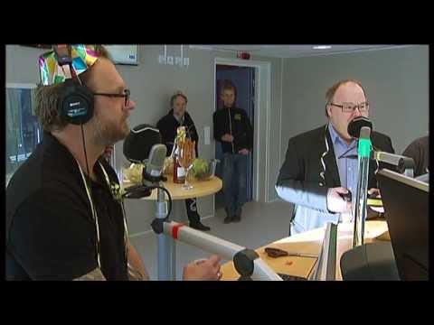 Sveriges Radio Norrbotten premiärsändning