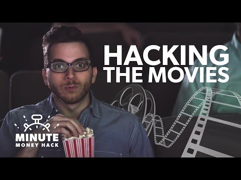 Top 5 Movie Theater Hacks!