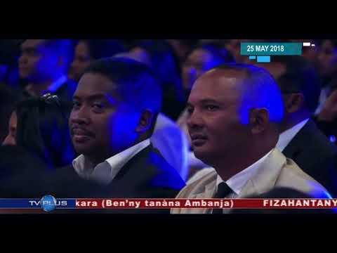 VAOVAO DU 25 MAI 2018 BY TV PLUS MADAGASCAR