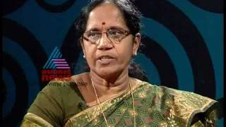 """Thiruvananthapuram Mayor K Chandrika""-Point Blank 26,Dec 2011 Part 2"
