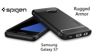 Spigen Rugged Armor Case for Galaxy S7