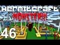 Minecraft Mod FTB Monster Hermitcraft Ep 46 - Blood Magic Armor !!! ( Modded Minecraft )