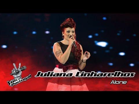 Juliana Linharelhos - Alone (Heart) | Gala | The Voice Portugal