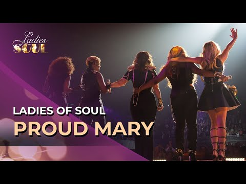 Ladies Of Soul - Proud Mary Live At The Ziggo Dome 2015