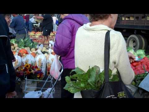 East Liberty Farmers Market, Pittsburgh, PA