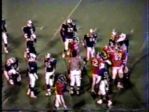Texas Rampage 0 vs Arlington Broncos 27 pt.1 (1993)