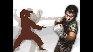揭秘传统武术神话外衣(第一期)Comparison of traditional martial arts and fighting,