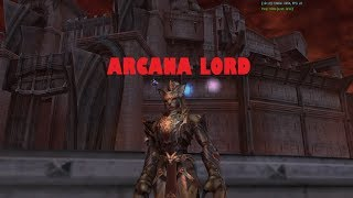 Лаба 83 за AL (Arcana Lord) на сервере Hanter x55
