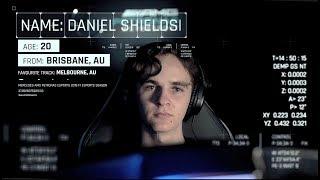 Introducing: Daniel Shields - Mercedes F1 Esports