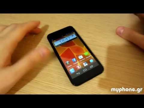 ZTE Blade G Review @ myphone.gr - Software [Greek]