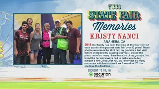 State Fair Memories On WCCO 4 News At  Noon- September 4, 2020