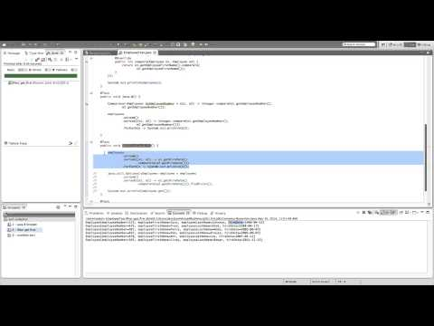 Screencast #7: Sorting Collection of Objects in Java 8