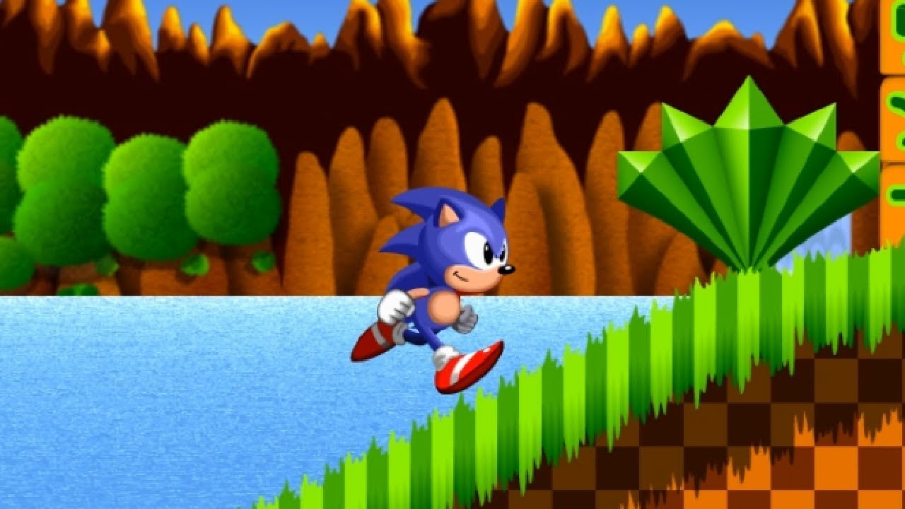 Sonic gl fangame free download