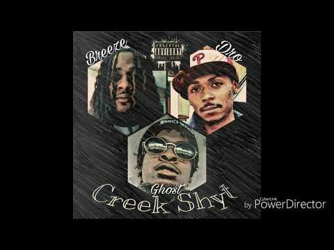 Jalil Breeze - Creek Shyt ft. Dro & Ghost