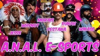 MORAIS APRESENTA A.N.A.L. E-SPORTS