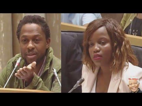 EFF Ndlozi Protects DA Thelma Van Damme. Is It Love?