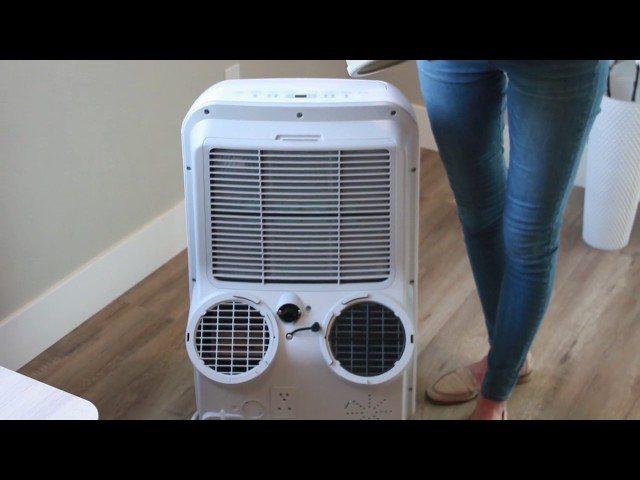 Whynter Dual Hose Portable Air Conditioners (M Type) Featuring Model ARC 126MD