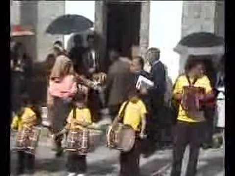 grupo bombos Bombasticos Jolda Madalena