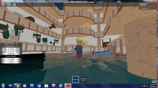 ROBLOX Poseidon Capsizing e ci metto la musica Wii