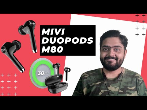 mivi-duopods-m80- -amazon-prime-day-launched🔥