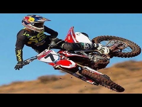 James Stewart On Honda 2018 Supercross News