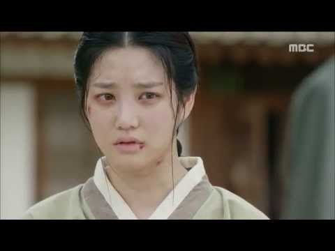 [Scholar Who Walks The Night] 밤을 걷는 선비 10회 - Lee Yu-bi rejected Shim Chang-min apologize 20150806