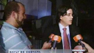 Jayme Bayly - entrevista canal 4, declaraciones sobre Beto Ortiz