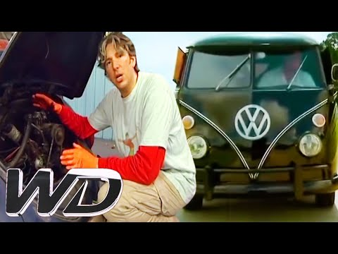 How To Buy & Repair Volkswagen Cars Without Breaking The Bank | Wheeler Dealers