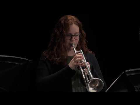 Incursion dans une classe de trompettes au Cégep de Sherbrooke