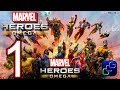 MARVEL Heroes Omega BETA PS4 Walkthrough Gameplay Part 1 Prologue mp3