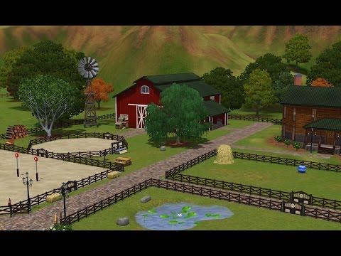 Sims 3: Promania Ranch