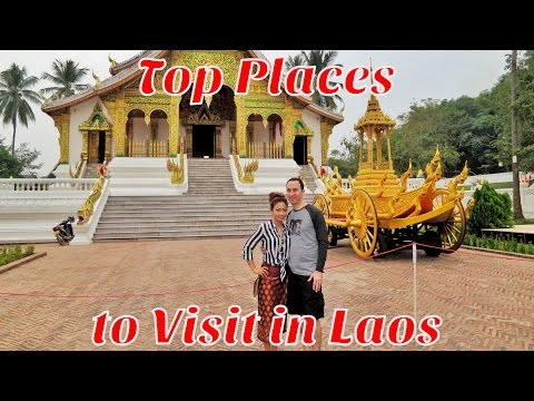 TOP PLACES TO VISIT IN LAOS - BeautyLovesTech
