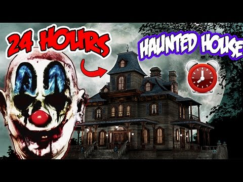 (GONE WRONG) OVERNIGHT CHALLENGE in a HAUNTED HOUSE | ATTACKED BY DEMON IN A HAUNTED HOUSE