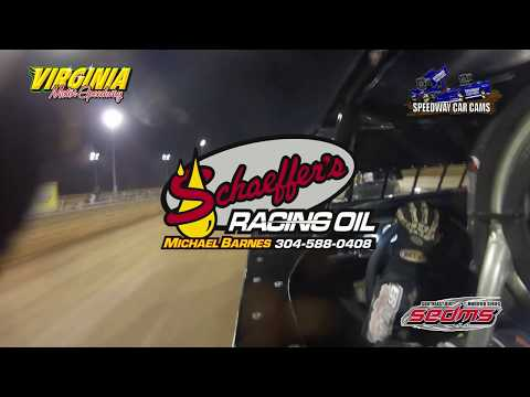 #8A Austin Holcombe - Day 1&2 - 9-15&16-17 Virginia Motor Speedway - In Car Camera