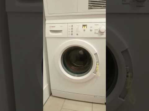 bosch maxx 6 wae32340 waschmaschine sehr laut beim. Black Bedroom Furniture Sets. Home Design Ideas