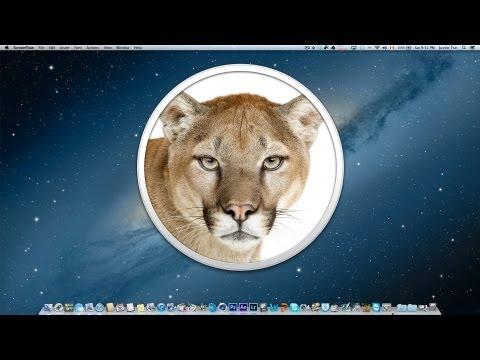 Mac OS X Mountain Lion Review