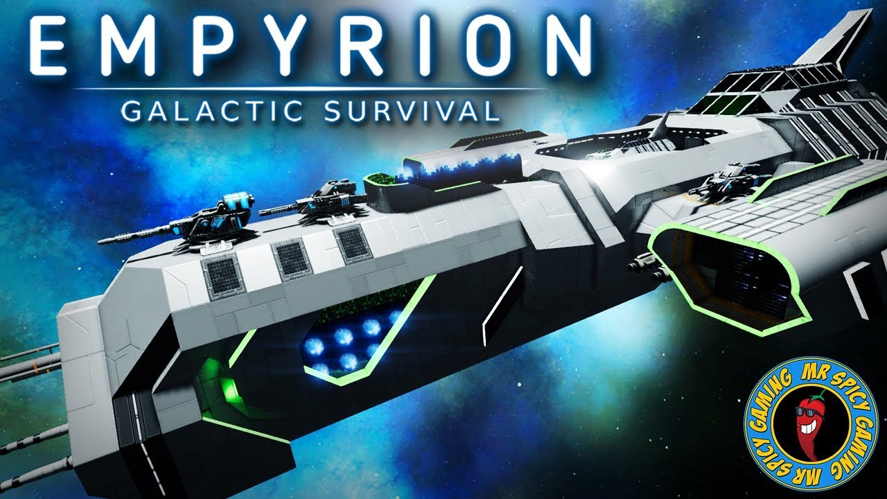 emerald expedition mki by devilspit - empyrion  galactic survival workshop showcase