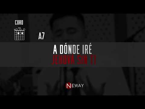 PISTA Y ACORDES – A DÓNDE IRÉ // NEWAY MUSIC (Live Cover)