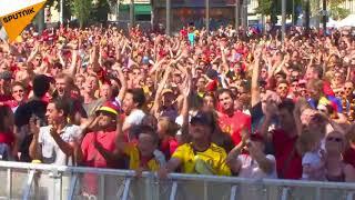 La Belgique a battu l'Angleterre sur le score de 2 à 0 en petite finale du Mondial 2018