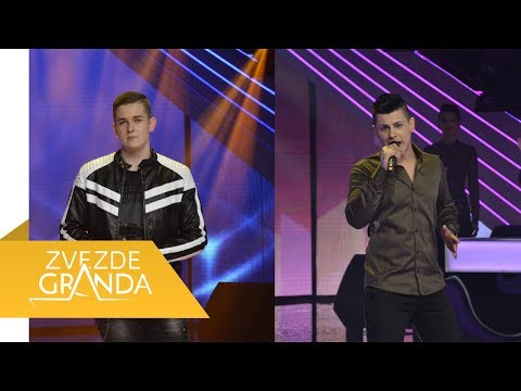 Armin Jusufovic i Armin Dedic - Splet pesama - (live) - ZG 3 krug 16/17 - 15.04.17. EM 30