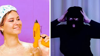 30+ CRAZIEST HACKS YOU CAN TRY AT HOME